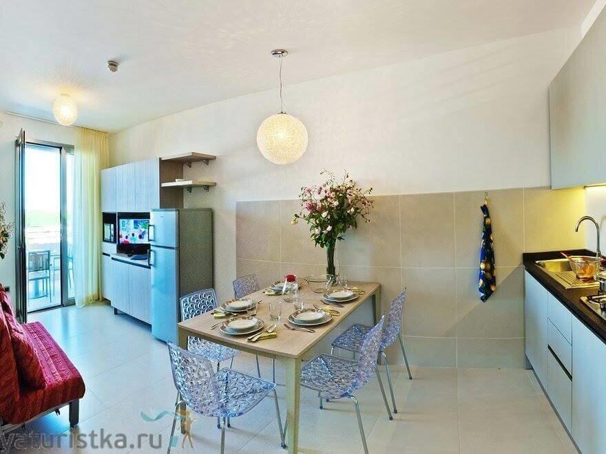 Резиденция Serinissima - отдых для всей семьи