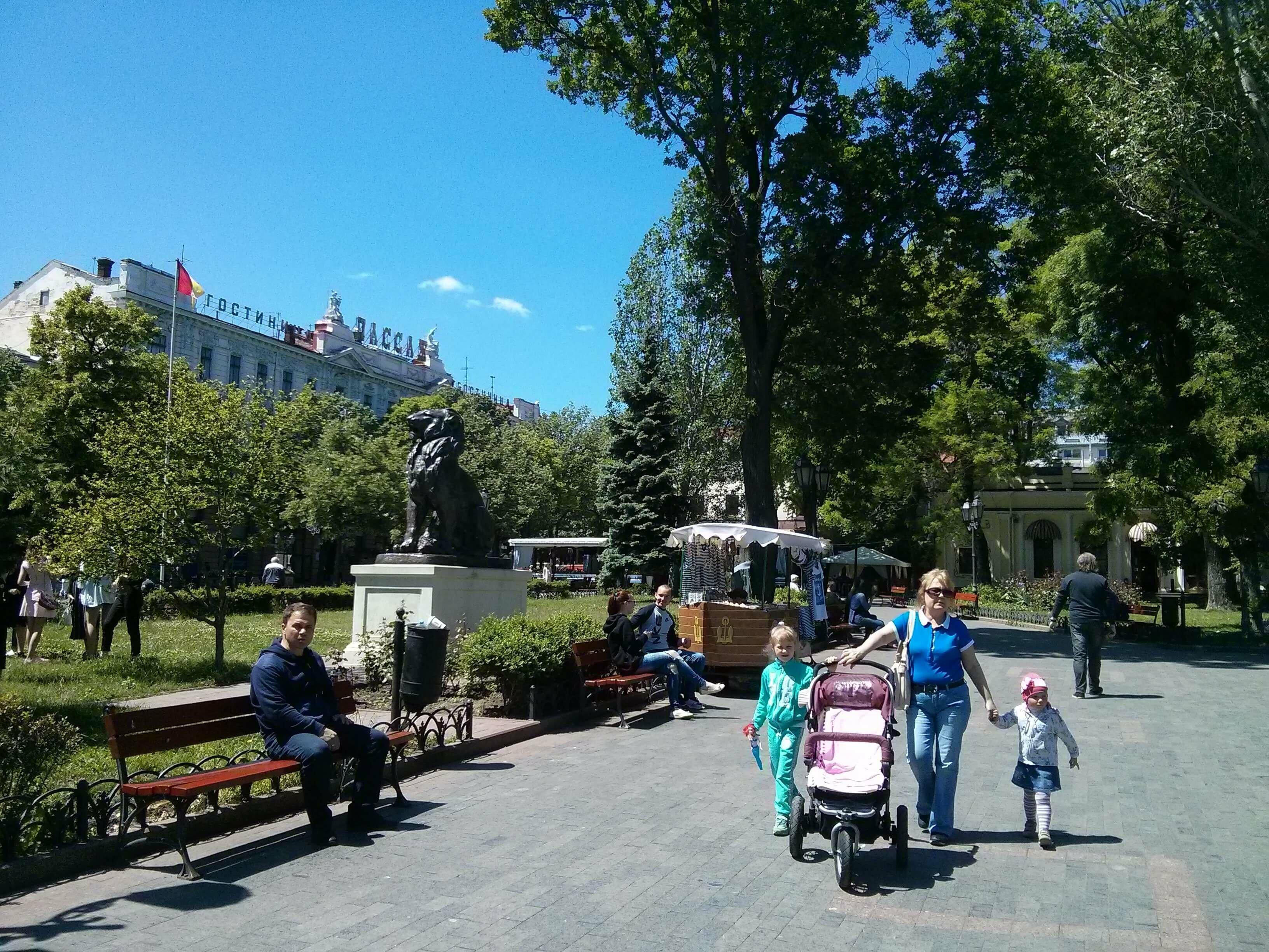 Отдых в Одессе с детьми: где жить и что делать?