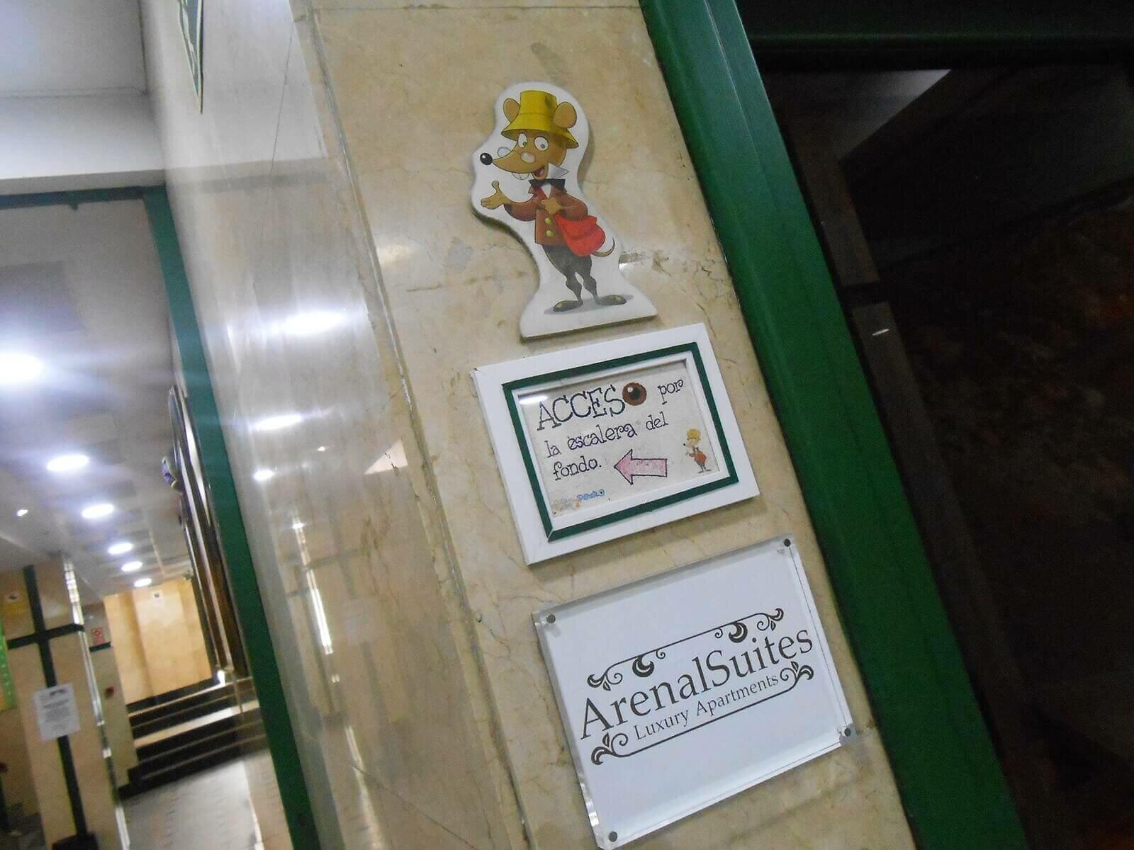 Музей Мышонка Переса, или куда повести детей в Мадриде