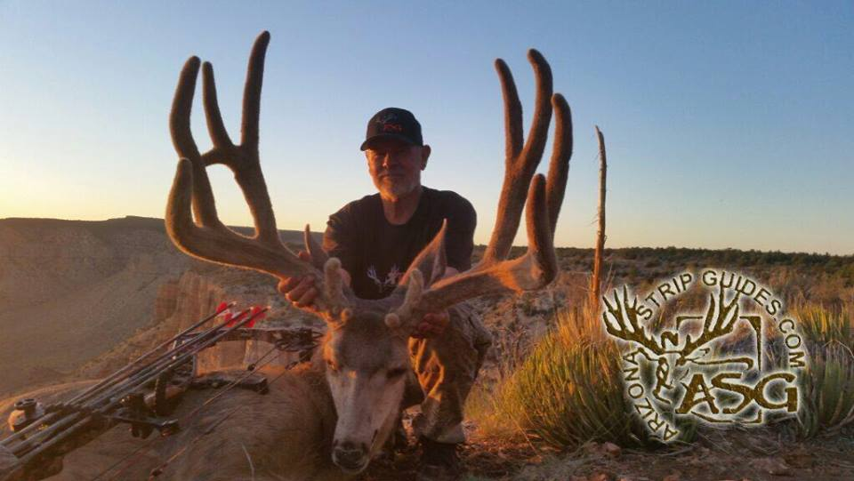 Record Az World Hunts Elk