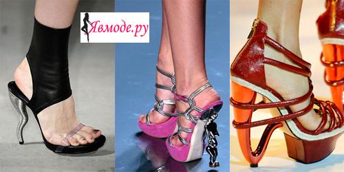 Модные туфли 2013 - обзор и фото на Явмоде.ру
