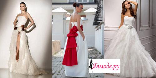 Свадебные платья 2013 (фото) – модные тенденции