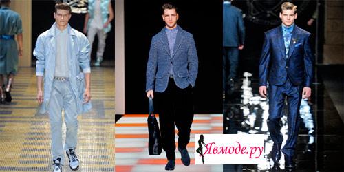 Мужская мода 2013 - обзор и фото на Явмоде.ру