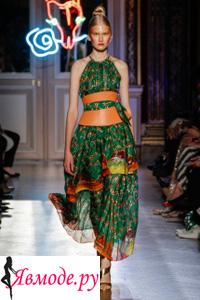 Модные сарафаны 2013 - обзор и фото на Явмоде.ру