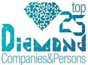 4-ая Церемония вручения Премии «Top 25 Diamond Companies&Persons»
