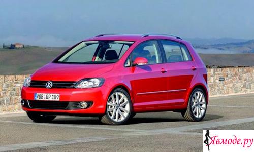 Самый надежный автомобиль – 5 место – VW Golf Plus