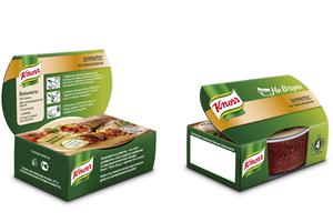 Новый секрет домашнего вкуса от Knorr