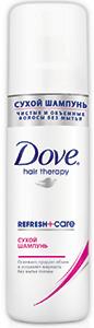 Cухой шампунь Dove