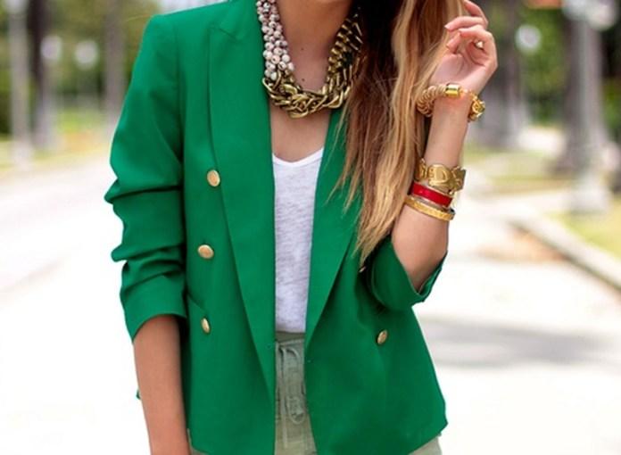 Модные женские пиджаки: 19 образов для серьезных девушек