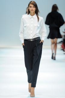 Модные брюки 2014 фото - Guy Laroche
