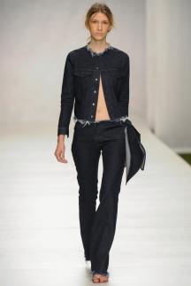 Модные джинсы 2014 фото - Marques ' Almeida весна лето 2014