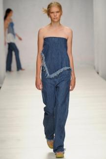 Модные джинсы 2014 фото - Marques ' Almeida 2014