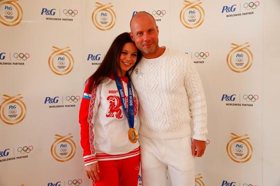 Елена Ильиных - победа на Олимпийских играх