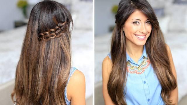 Прическа в греческом стиле – греческая коса - фото новинки и тренды сезона