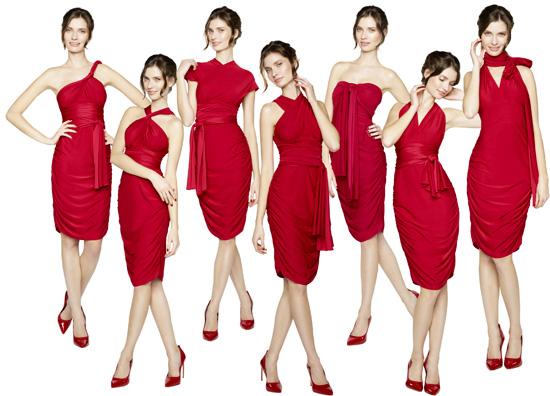 Платье-трансформер от AVON