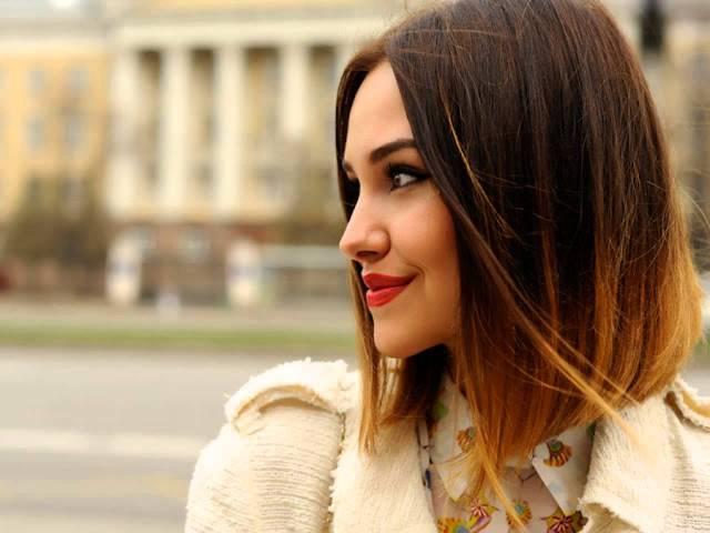 Каре - модная стрижка на средние волосы