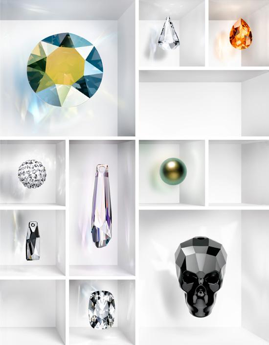 Swarovski представила новую коллекцию SWAROVSKI ELEMENTS