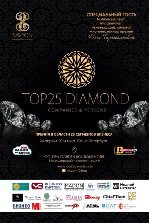Top 25 Diamond Companies & Persons