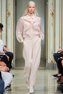 Модная рубашка 2014 Francesco Scognamiglio