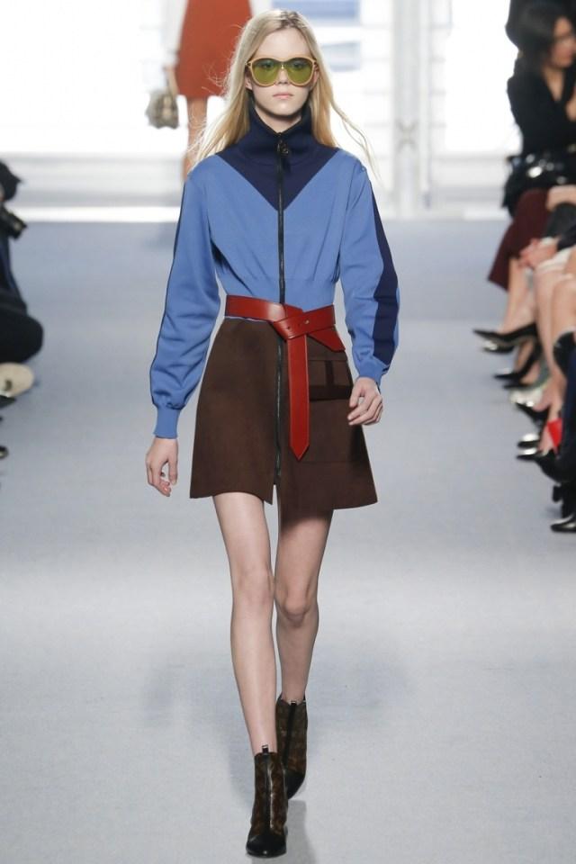 Модная голубая рубашка 2015 с узором – Louis Vuitton