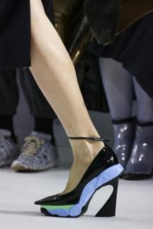 Фото модных туфель осень-зима 2014-2015 – Christian Dior