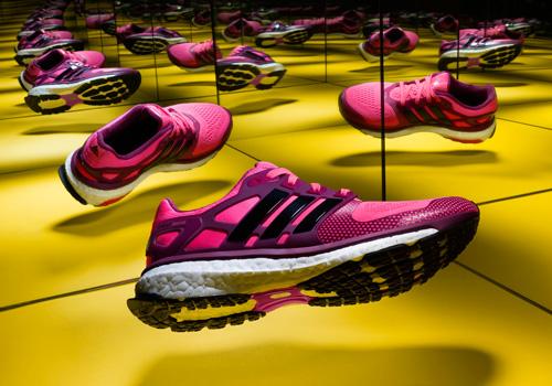 adidas представляет новые кроссовки Energy Boost