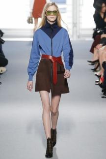 Фото модной рубашки осень-зима 2014-2015 – Louis Vuitton