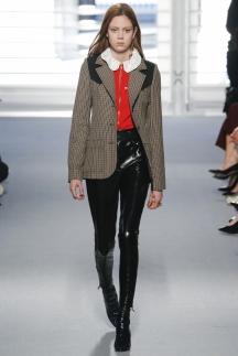 Бежевый пиджак осень-зима 2014-2015 – Louis Vuitton