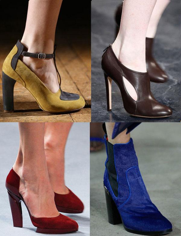 Модная обувь 2015 фото