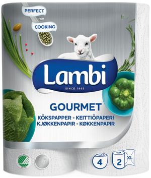 Lambi в дизайне весеннего настроения