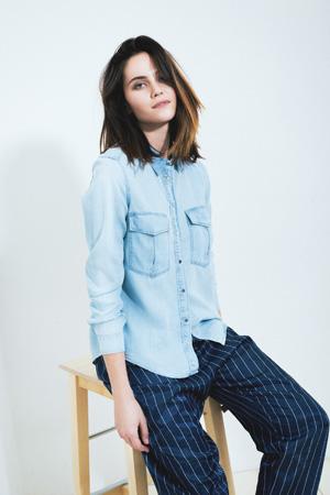 Денимный лукбук Lamoda.ru - с чем носить джинсы