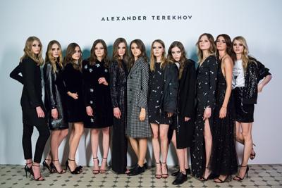Swarovski на Mercedes-Benz Fashion Week Russia – 2015