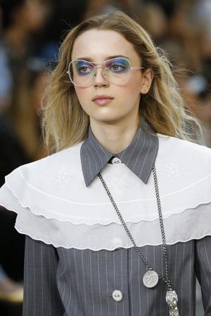Модные солнцезащитные очки весна лето 2015 – Chanel