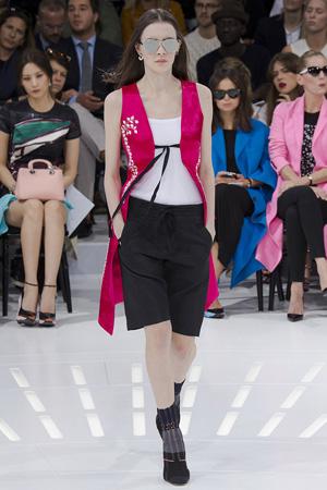 мода весна лето 2015 Christian Dior