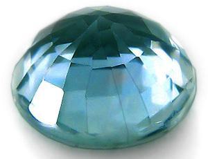 Голубой сапфир фото