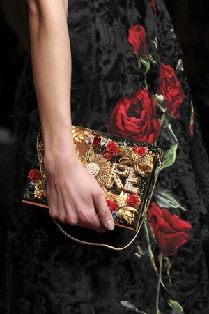 Модная сумка осень зима 2015-2016 – Dolce & Gabbana