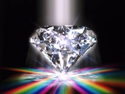 Камень алмаз на фото: