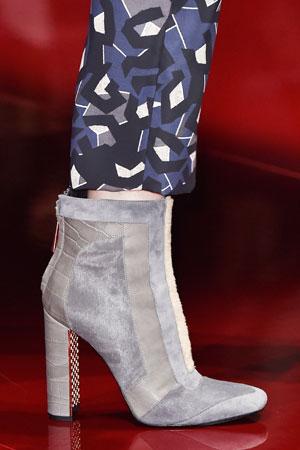 Модные туфли ботильоны осень-зима 2015-2016 Just Cavalli