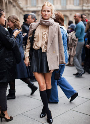 Популярные фасоны кожаных юбок фото