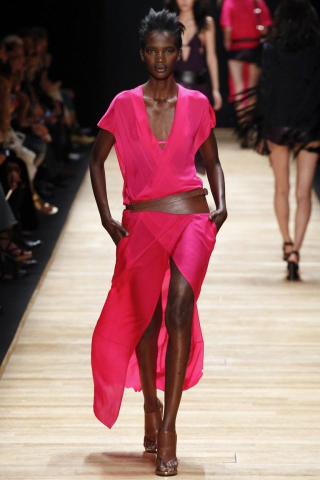 Barbara Bui весна-лето 2016 - неделя моды в Париже 2016