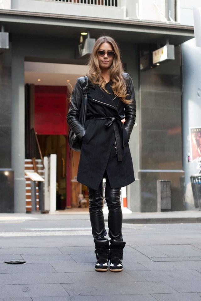 Короткое пальто- фото