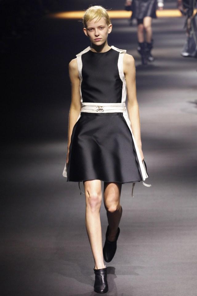 Пышная модель модной юбки 2016 – фото новинка в коллекции Lanvin