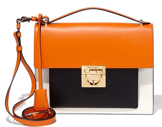 Фото новой модной сумки от Salvatore Ferragamo