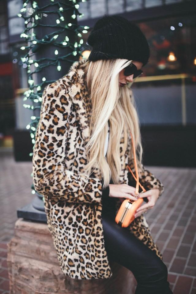 Модные шубы-фото