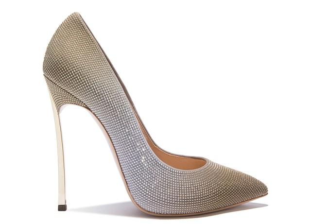 Вечерние туфли Касадеи – потрясающие туфли, подходят абсолютно под любой наряд