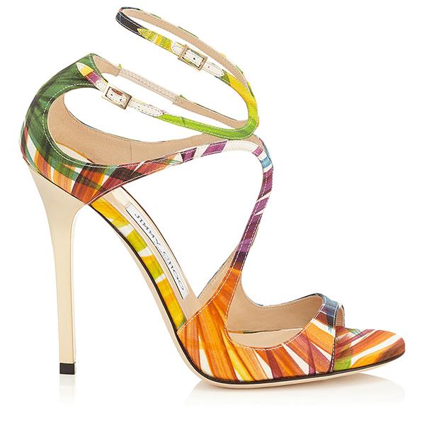 Модные туфли из новой коллекции Jimmy Choo