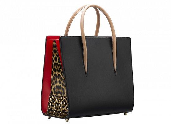 Новая коллекция сумок от Лабутена весна-лето 2016 – фото новинки