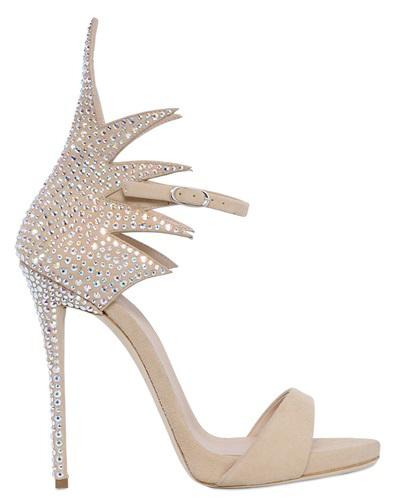 Потрясающие звездные туфли из новой коллекции Giuseppe Zanotti