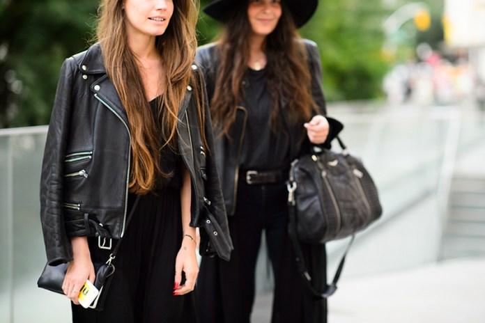 Куртка косуха и 20 потрясающих стилей