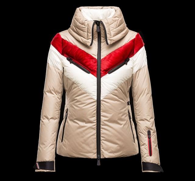 Оригинальная модель зимней куртки Moncler – фото новинки и тренды сезона